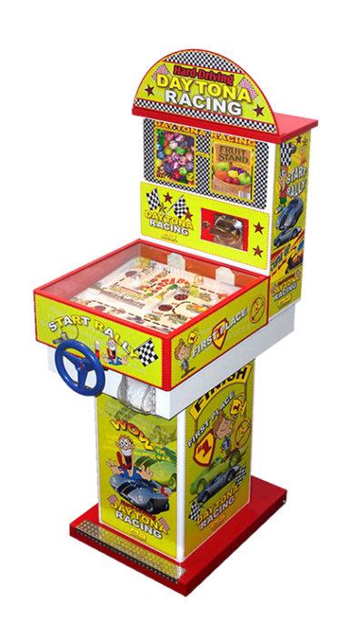 noleggio-distributore-con-gioco-flipper-daytona-racing-milano-como-lecco-bergamo-varese-sondrio